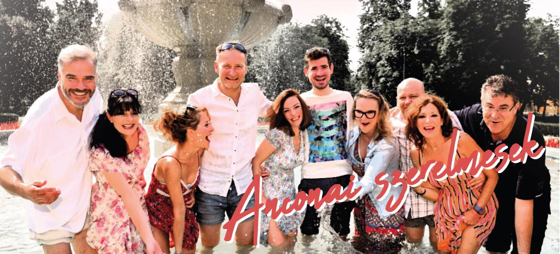 Pinceszínház Eger - Anconai szerelmesek előadás